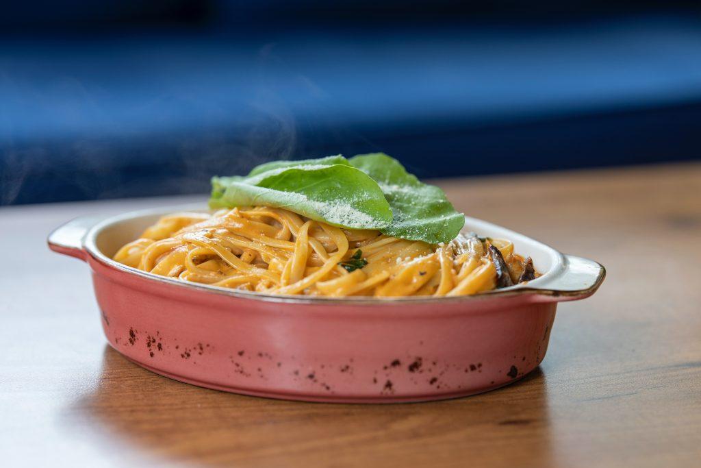 Romantični špageti