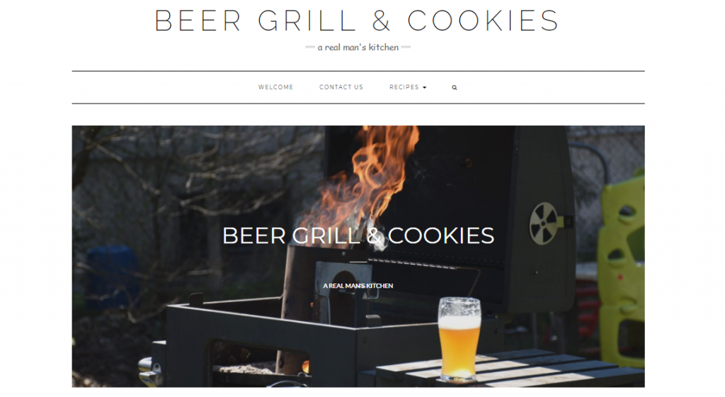 Blog BEER GRILL & COOKIES